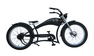 Micargi Motorstyle electric bike K-19 powerful 800W motor