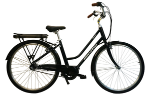 Micargi Electric Beach Bike With 250W Motor SHIMANO NEXUS 3 Speed Electric Bicycle Lumia