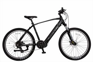 "Micargi 27.5"" Electric Bike 8 Speed With 350W Motor For Adult Chico"