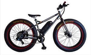 "Micargi Electric Mountain Bike 250W With 36V 11AH Removeable Battery 26"" Electric Bike Mercy"