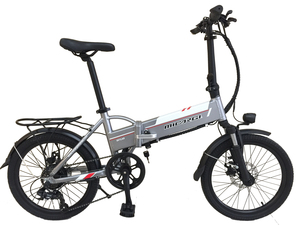 Micargi 20 Floding Electric Bike With 36V Lithium Ion Battery and 250W Motor Seco