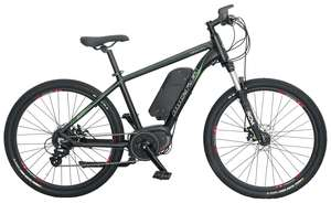 "Micargi 26"" Electric Mountain Bike 350W Motor For Adult Chico 1.0"