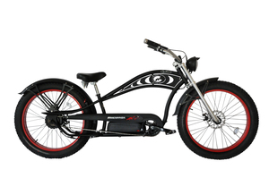 Micargi Eletric Cruiser Bike Fat Tire 48V 500W Electric Bicycle Cyclone
