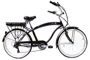 Micargi Beach Cruiser Bicycle LUNA